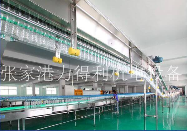 Air Conveyor for Beverage Filling Line